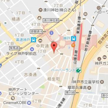 神戸事務所 地図