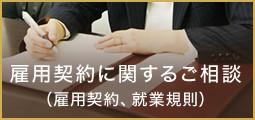 雇用契約に関するご相談(雇用契約、就業規則)